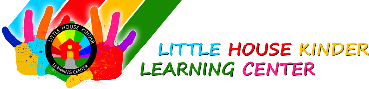 Little House Kinder Learning Center footer logo