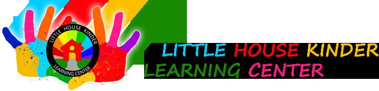 Little House Kinder Learning Center footer logo