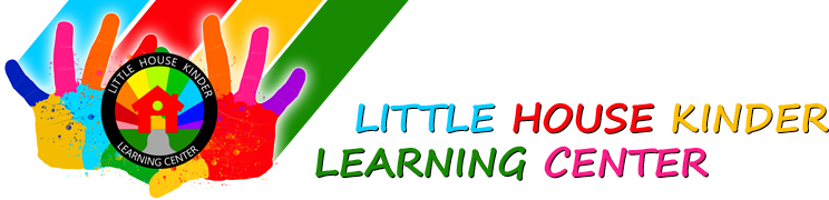 Little House Kinder Learning Center header logo