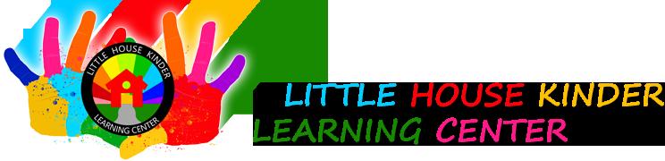 Little House Kinder Learning Center header logo